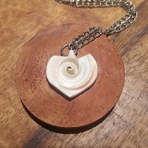 🐚Shell Heart Necklace